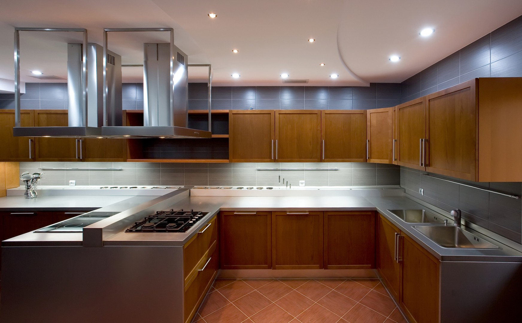 commercial kitchen remodeling - SoFlo Kitchen Remodeling & Custom Cabinet Installation - backsplashes, flooring, countertops