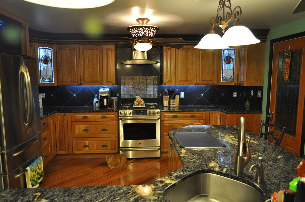 104-Kitchen Windows and Doors - SoFlo Kitchen Remodeling & Custom Cabinet Installation - backsplashes, flooring, countertops