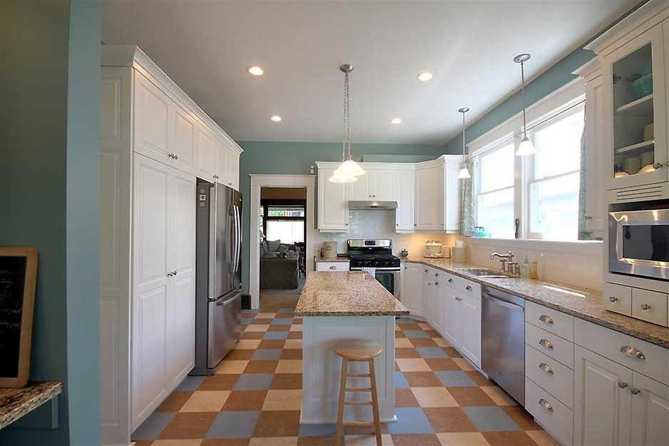 113-Kitchen Windows and Doors - SoFlo Kitchen Remodeling & Custom Cabinet Installation - backsplashes, flooring, countertops