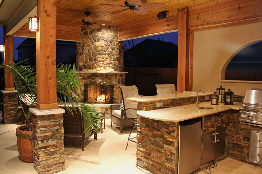120.1-OUTDOOR KITCHEN REMODELING CONTRACTORS - Kitchen Windows and Doors - SoFlo Kitchen Remodeling & Custom Cabinet Installation - backsplashes, flooring, countertops