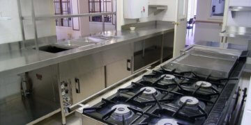 Commercial Kitchen Remodeling