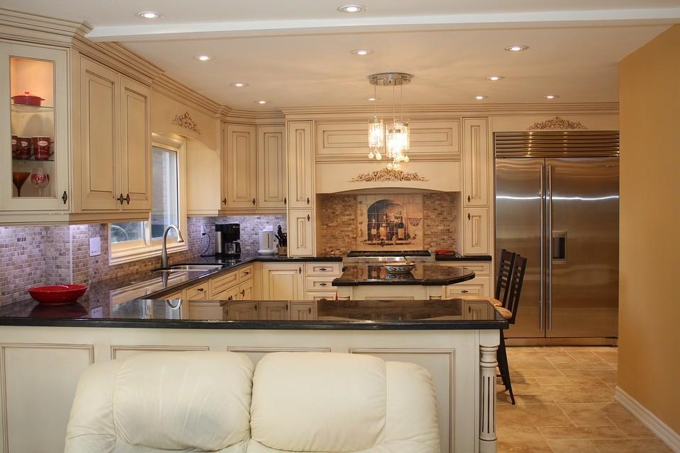 124-Kitchen painting - SoFlo Kitchen Remodeling & Custom Cabinet Installation - backsplashes, flooring, countertops