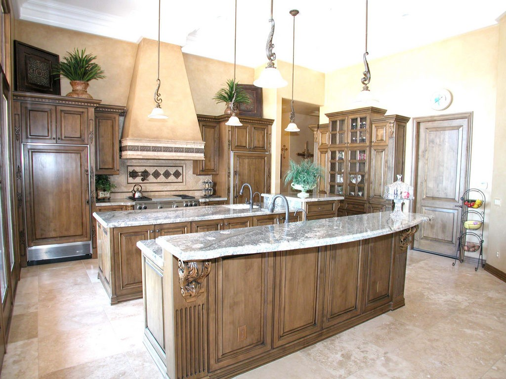 132-Kitchen Islands - SoFlo Kitchen Remodeling & Custom Cabinet Installation - backsplashes, flooring, countertops