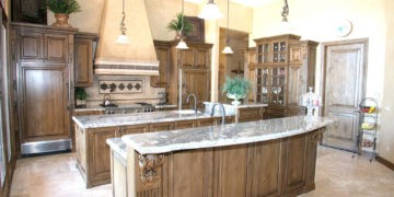 Contemporary Kitchens & Kitchen islands