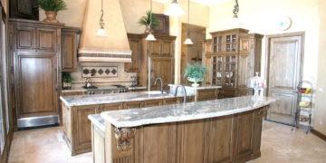 Contemporary Kitchens & Kitchen islands