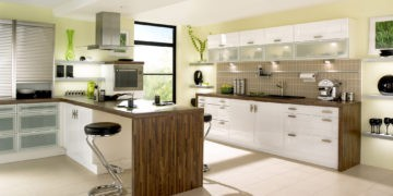 Eco-Friendly Green Kitchens for the Environment