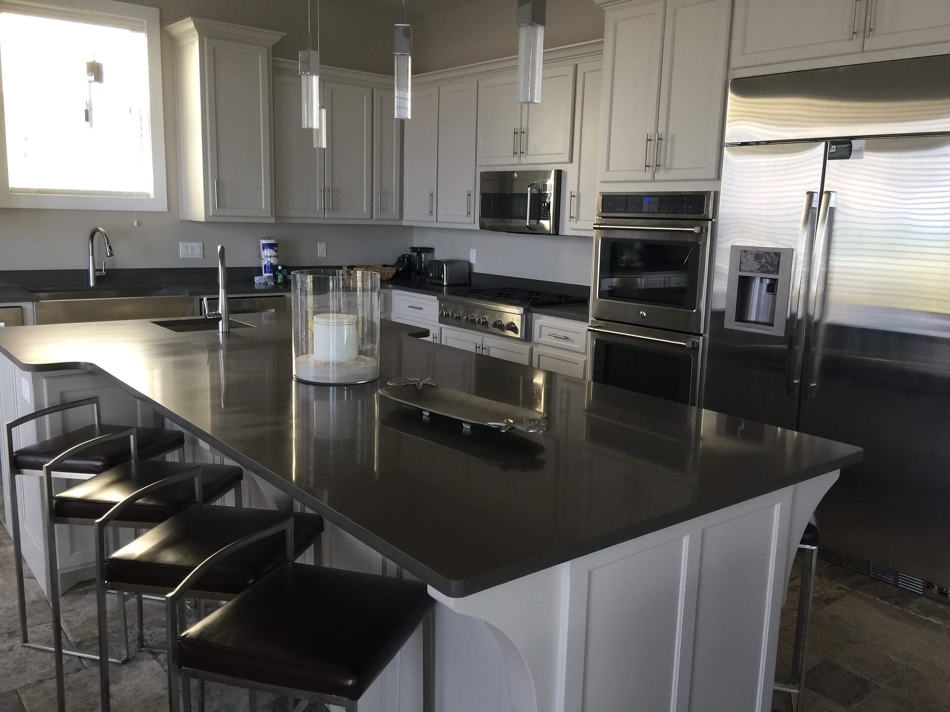 Complete Kitchen Renovations - SoFlo Kitchen Remodeling & Custom Cabinet Installation - backsplashes, flooring, countertops