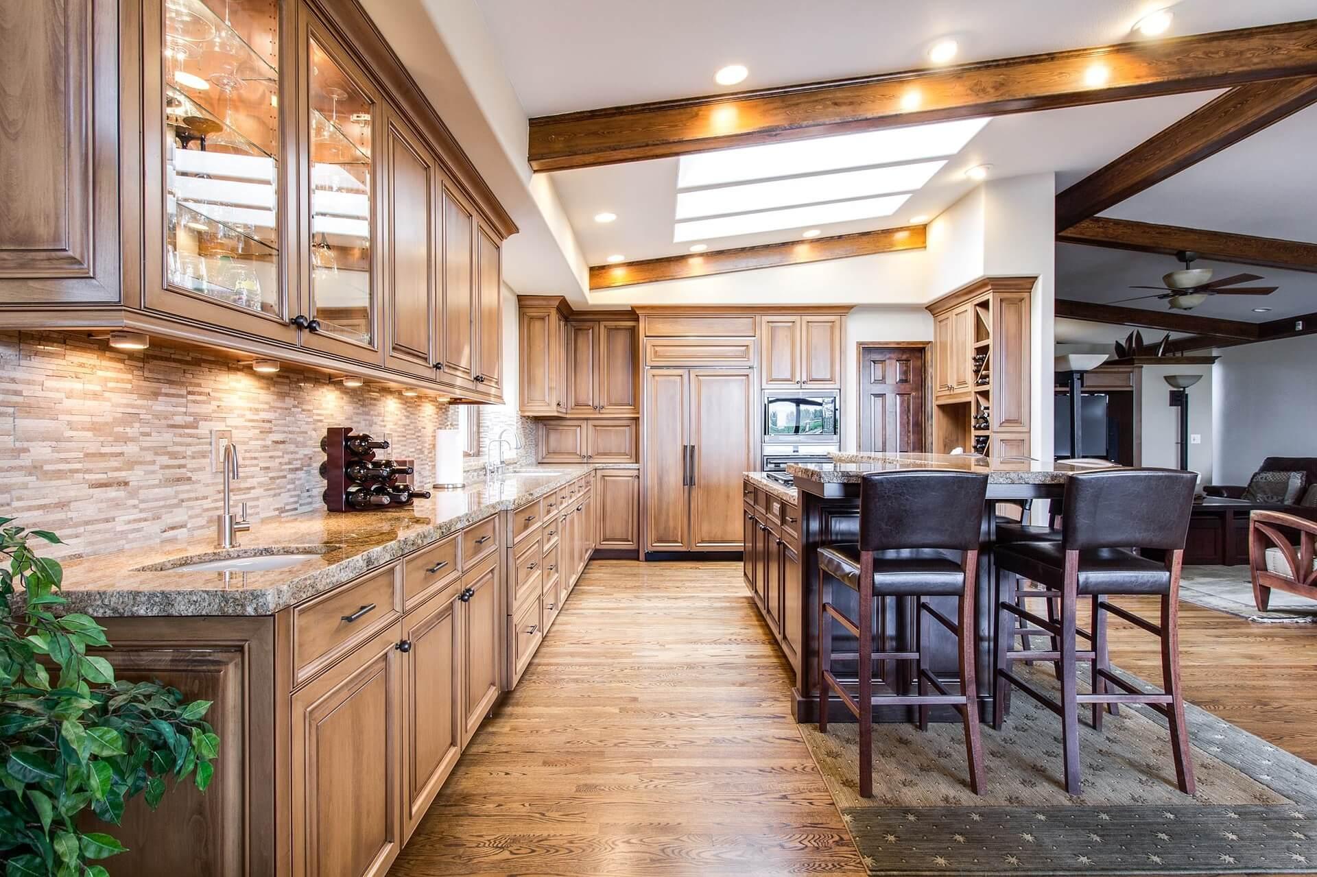 55-SoFlo Kitchen Remodeling & Custom Cabinet Installation - backsplashes, flooring, countertops