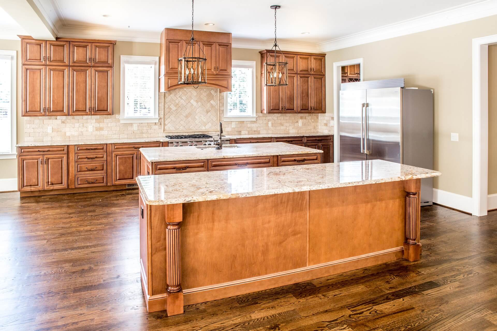 Kitchen Cabinetry - SoFlo Kitchen Remodeling & Custom Cabinet Installation - backsplashes, flooring, countertops