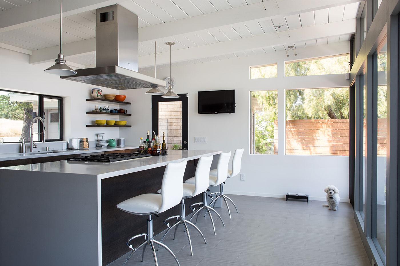 Kitchen Windows and Doors - SoFlo Kitchen Remodeling & Custom Cabinet Installation - backsplashes, flooring, countertops