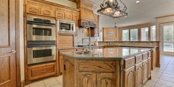 Luxury Countertops Remodeling Project